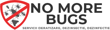 No More Bugs logo